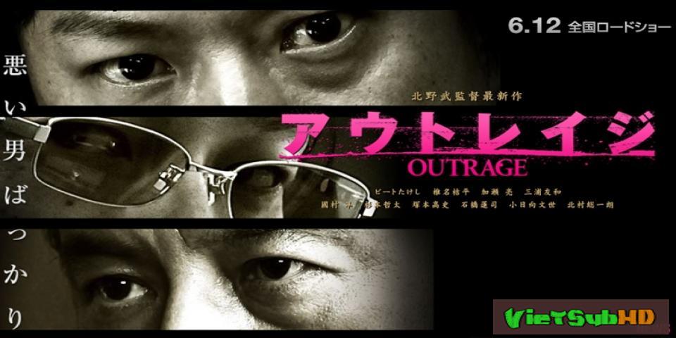 Phim Ô nhục VietSub HD | Outrage 2010