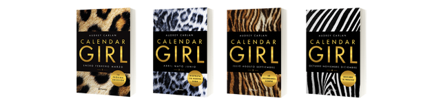 Resultado de imagen de saga calendar girl