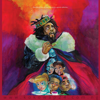 Kod album cover J. Cole