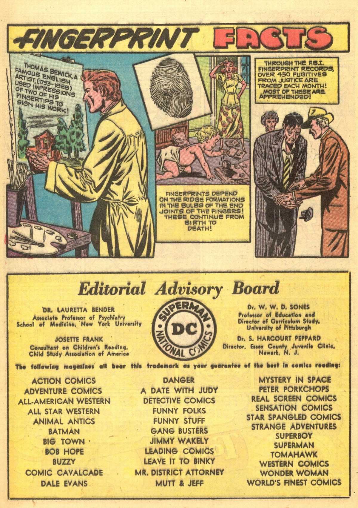 Read online Detective Comics (1937) comic -  Issue #170 - 34