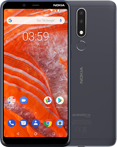 Nokia 3.1 Plus vs LG K50: Comparativa
