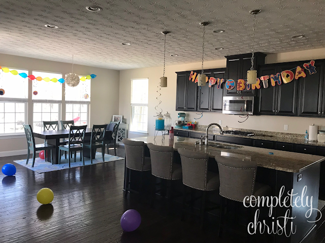 Sesame Street birthday party decor 2nd birthday