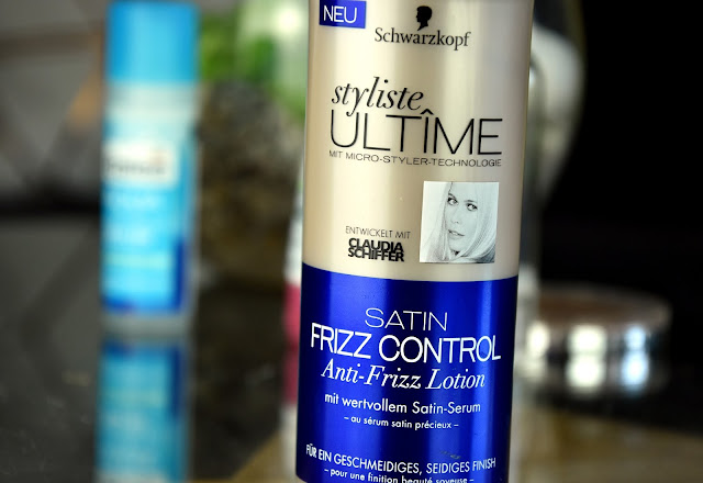 Schwarzkopf Styliste Ultime Satin Frizz Control Lotion