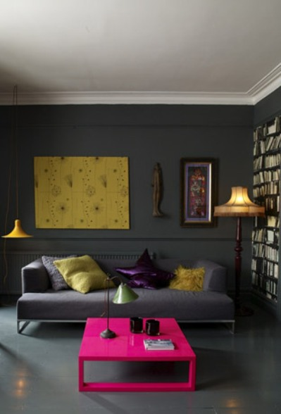 Creative Influences Dark Walls