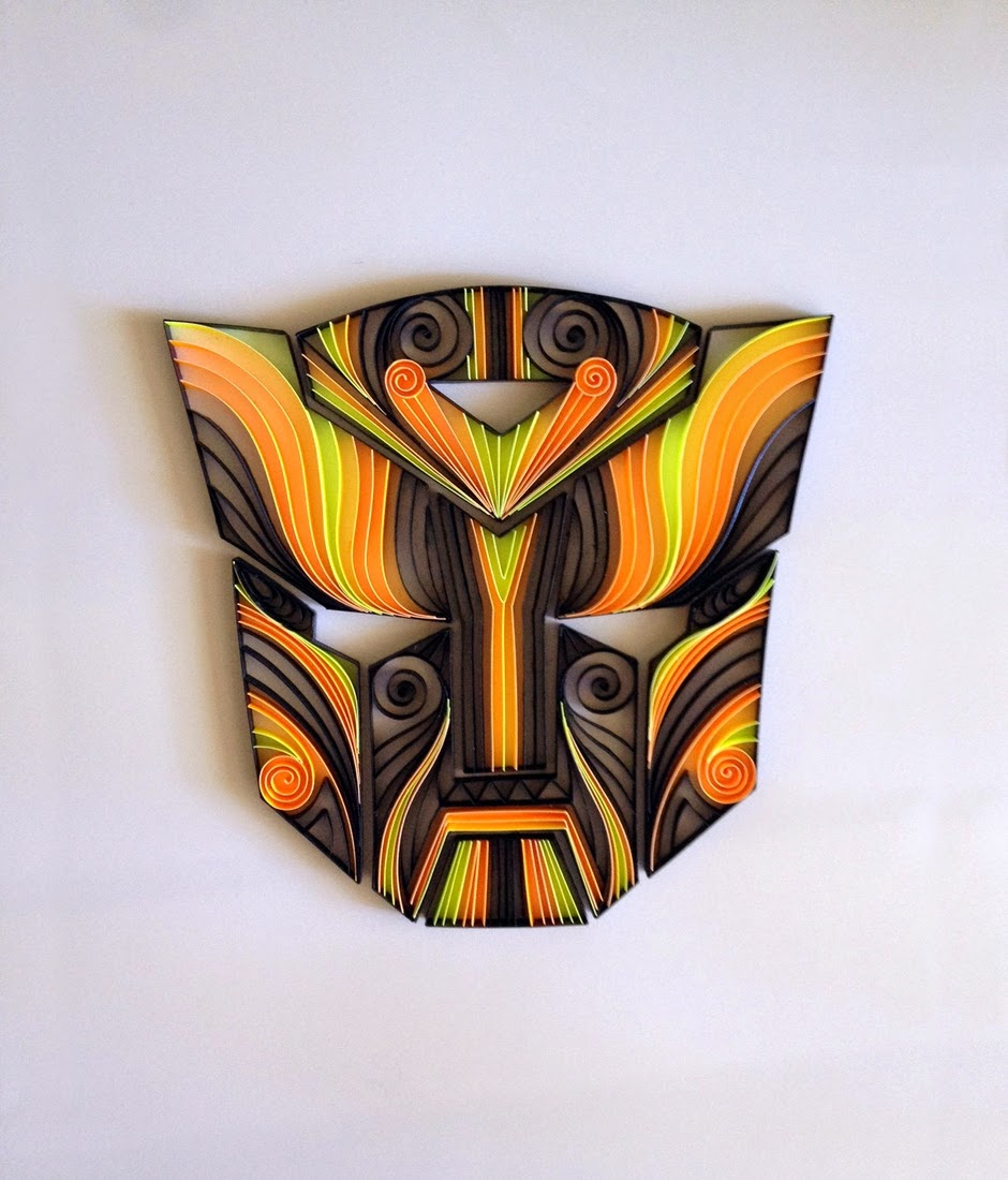 10-Transformers-Autobots-Mask-Alia-AliaDesign-Sci-Fi-and-Superhero-Paper-Quilling-www-designstack-co