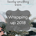 The Twenty-Something Series: Wrapping Up 2018