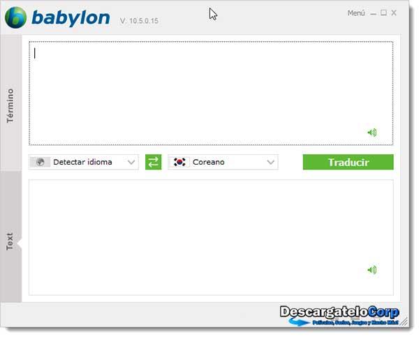 Babylon Pro & Corporate Traducción y Diccionario en mas de 75 Idiomas