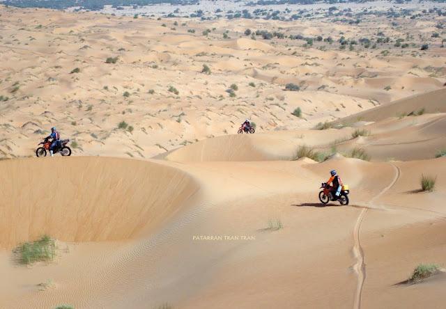 20 Años En Moto. Enduro. Sahara.Trail.Desert