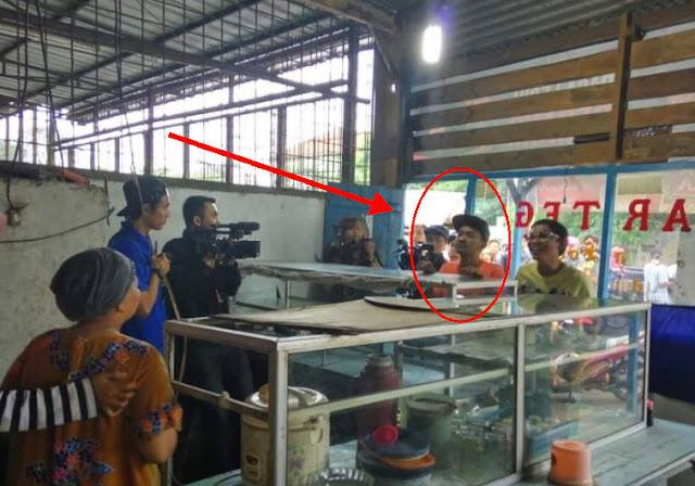 Diprotes Netizen, Ruben Onsu Akhirnya Minta Maaf Soal Syuting Makan Siang di Warteg