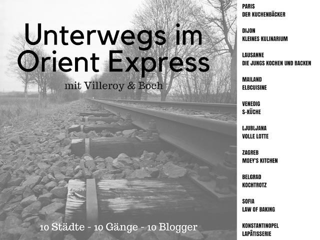 Mord im Orient-Express, Rezept, Menü, Film
