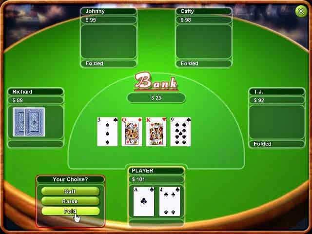 Game Kartu - Texas Hold'em Poker Offline | Download Game ...