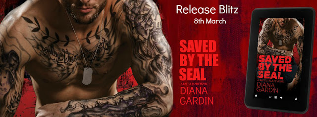 Saved by the Seal by Diana Gardin – Release Blitz