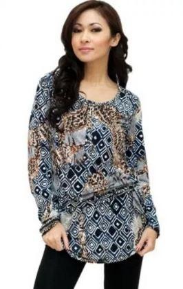 25 Contoh Model Baju Batik Anak Muda Desain Terbaru 2019