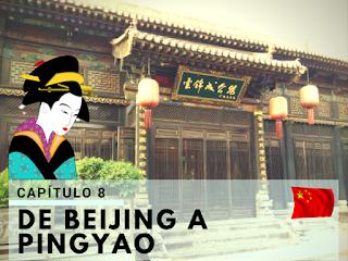 Cómo llegar a Beijing desde Pingyao