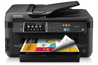 Download Epson WorkForce WF-7710 drivers