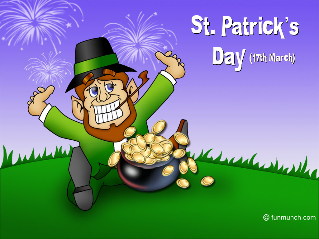 Free WallPapers for St. Patrick's Day : Let's Celebrate!