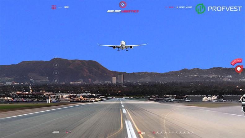 AirLyne Logistics обзор и отзывы HYIP-проекта