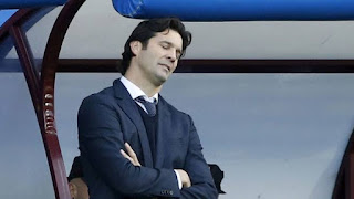 Real Madrid: Santiago Solari's perfect start comes to and end.