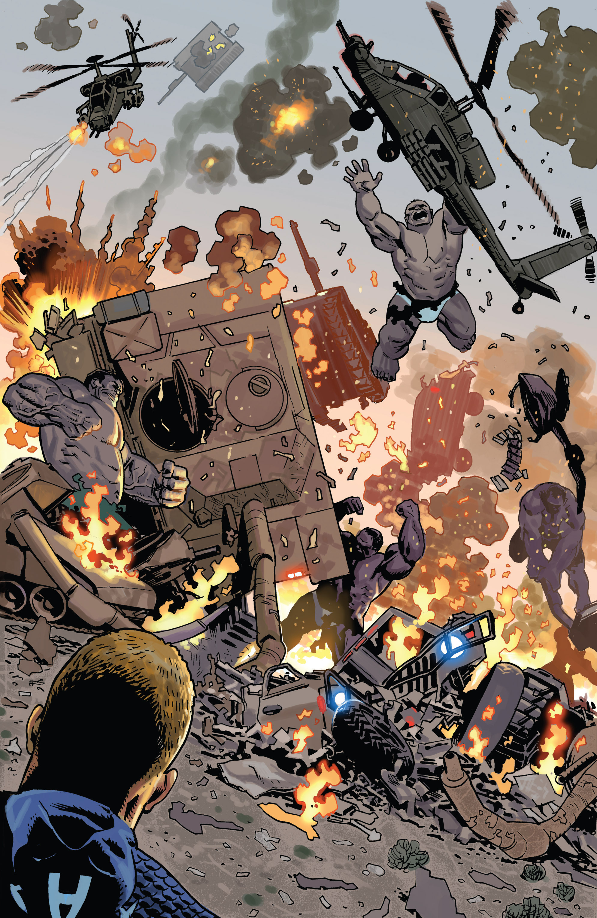 Read online Avengers (2010) comic -  Issue #23 - 8
