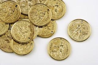 Amuletos y Talismanes: Clavos de Santa Elena