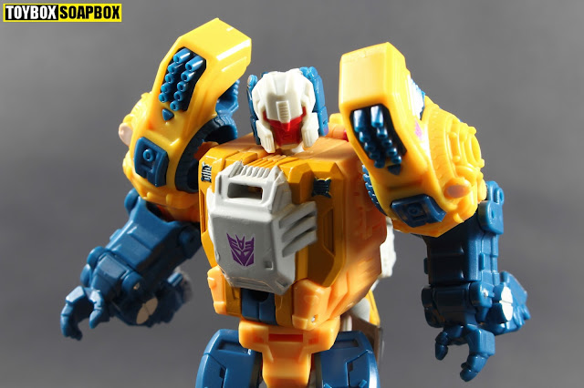 titans return weirdwolf head