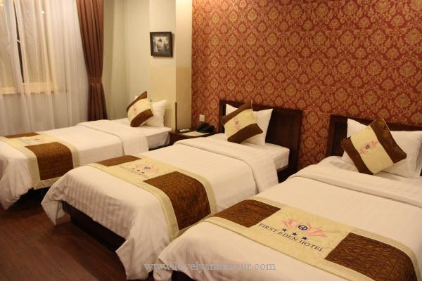 ทัวร์เวียดนามเหนือ ฮานอย FIRST EDEN HOTEL