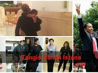 Kecewa! Menangis Di Dalam Istana, Petani Ini Sangat Sedih Melihat Reaksi Jokowi