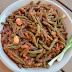 لوبياء بالزّيت-طبق لبناني نباتي تقليدي