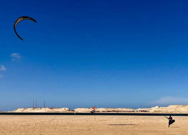Road to Dakar con la Africa Twin. Un viaje de Roberto Peregrin.