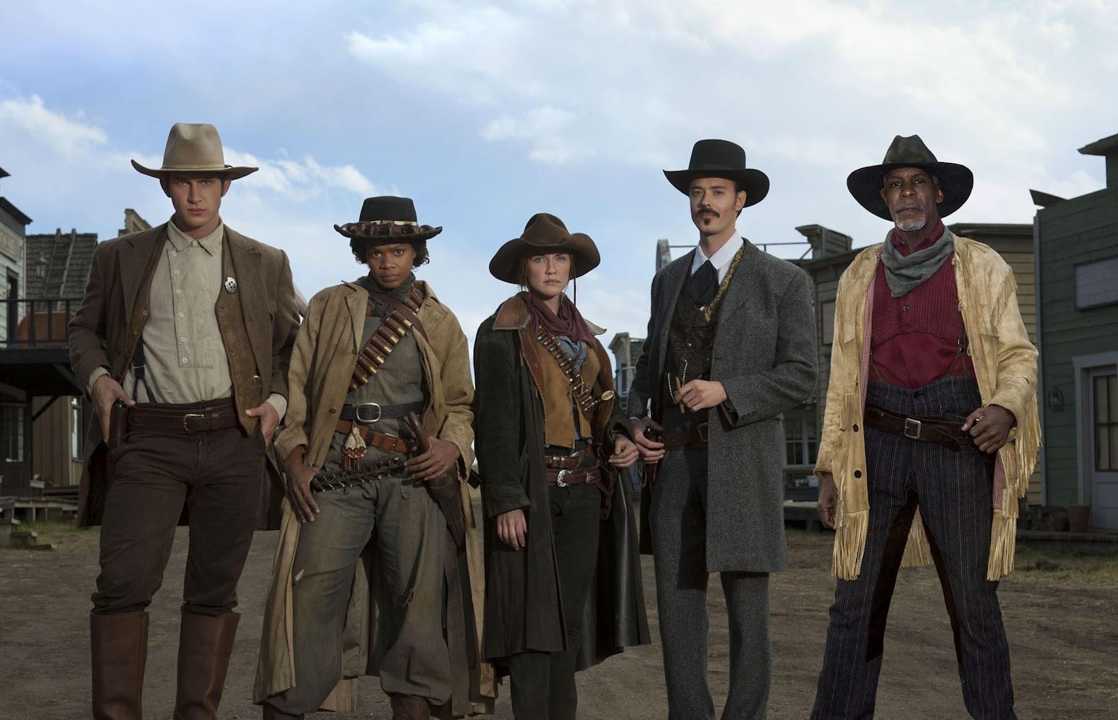 Western Filme 2012