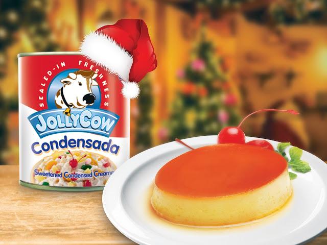 All-Around Pinay Mama, Jolly Condensada, Holiday Recipes, Milky Recipes, SJ Valdez