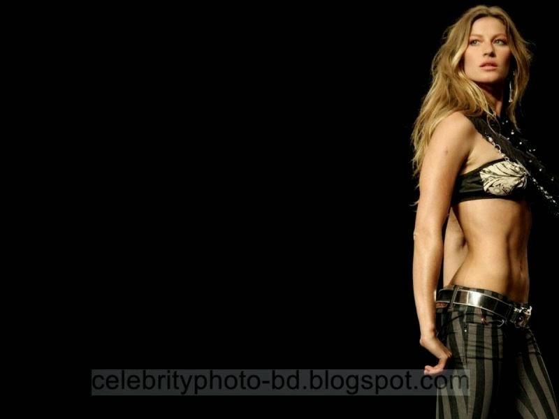 Gisele Bundchen Latest Hot Photos With Short Biography