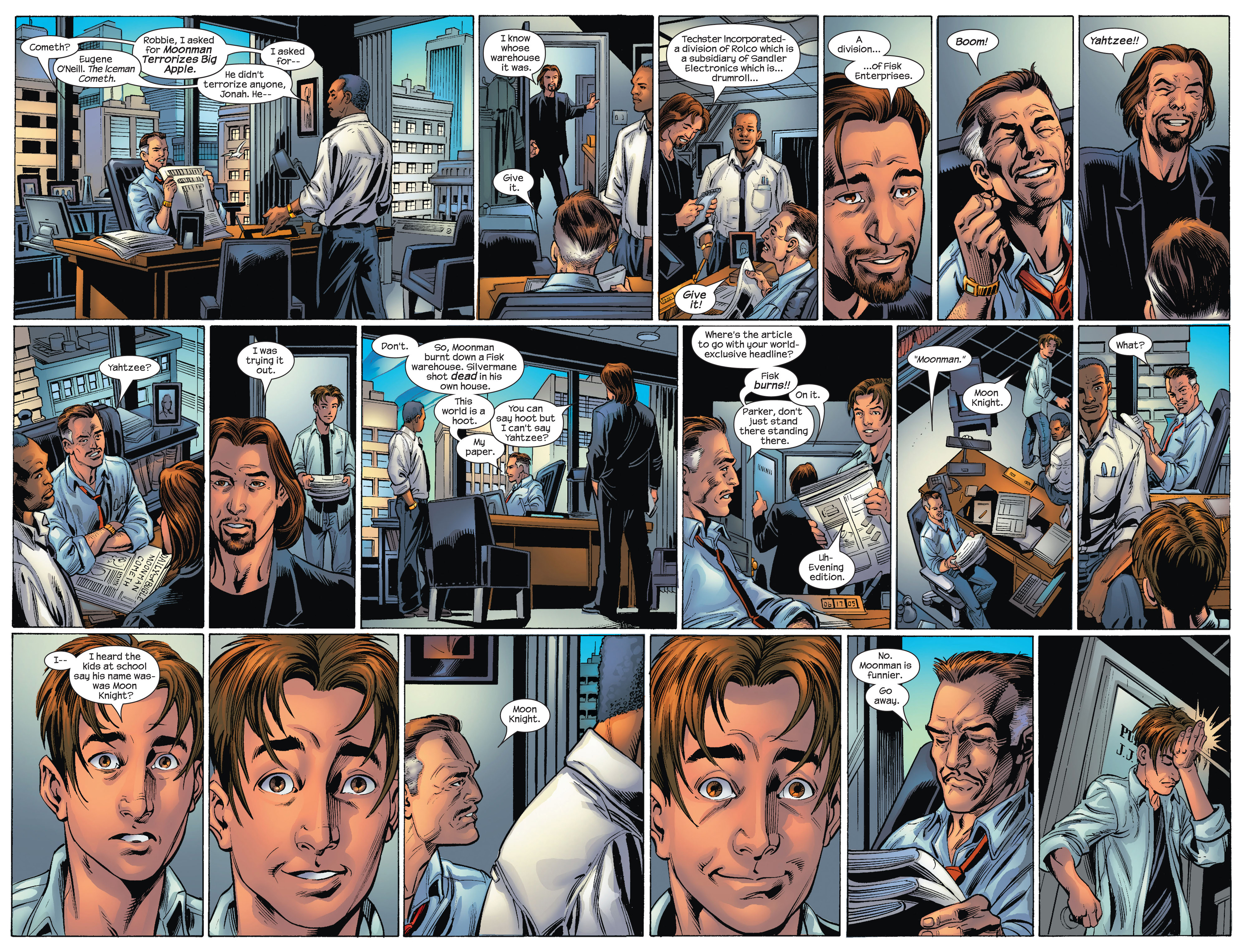 Read online Ultimate Spider-Man (2000) comic -  Issue #80 - 11