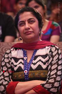 Suhasini Maniratnam Stills in Salwar Kameez at Cheliyaa Telugu Movie Audio Launch Event  0007.JPG