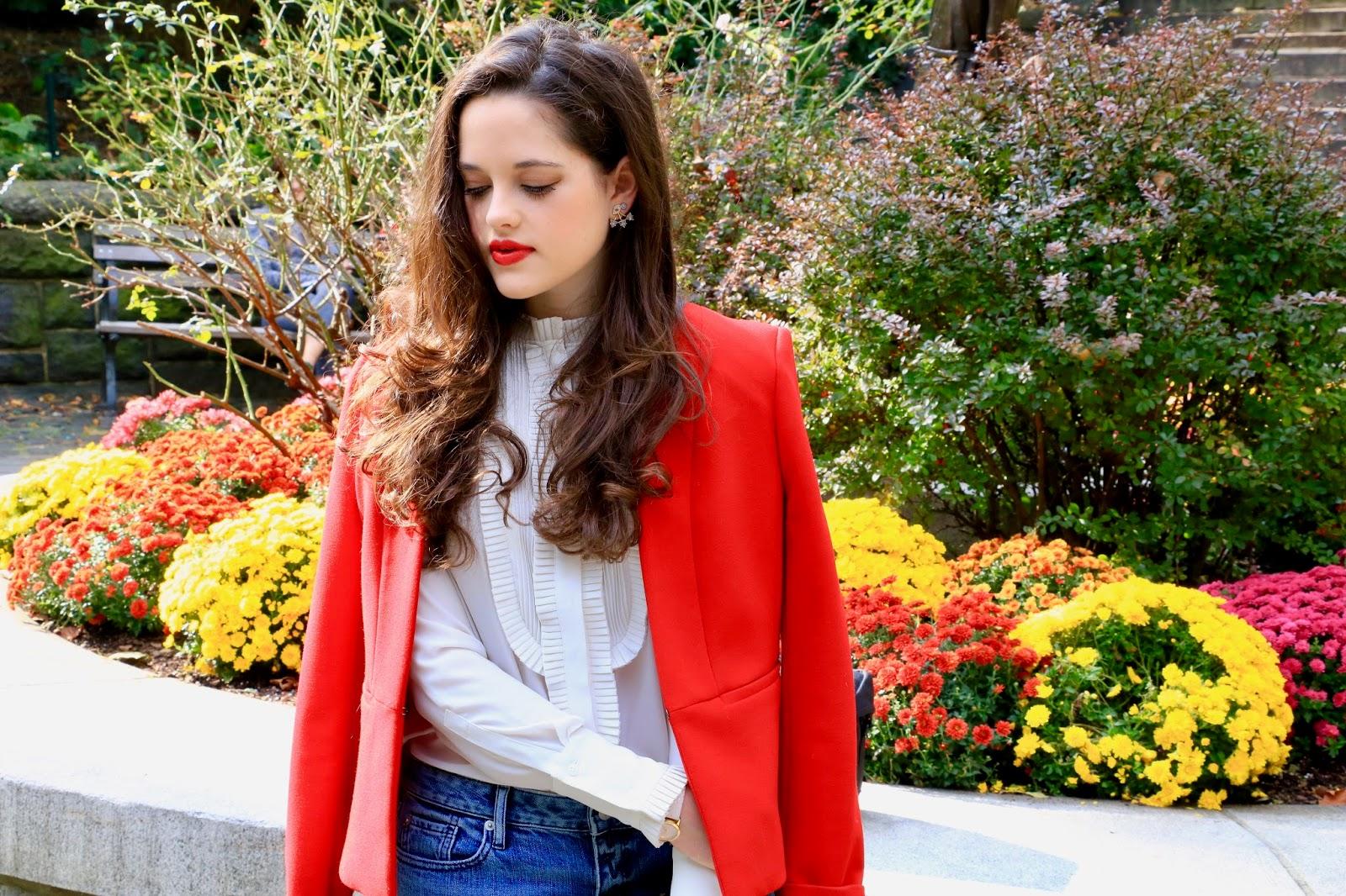 fashion blogger fall street style
