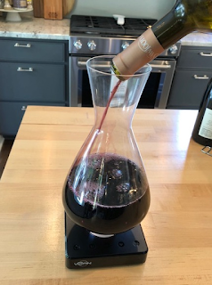 Time to test drive the vSpin® decanting system!