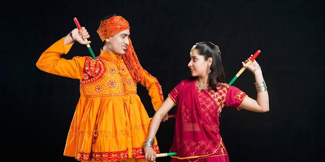 Navratri Garba Pictures
