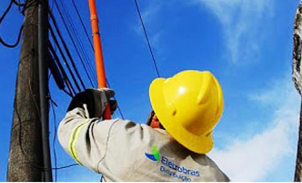Eletrobras/AL, realiza manutenção de rede elétrica em 13 municípios do sertão alagoano neste domingo, 14