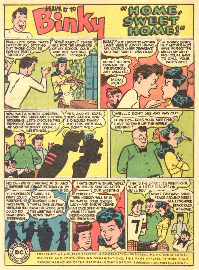 Read online Detective Comics (1937) comic -  Issue #159 - 34