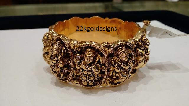 Divine Nakshi Kada design