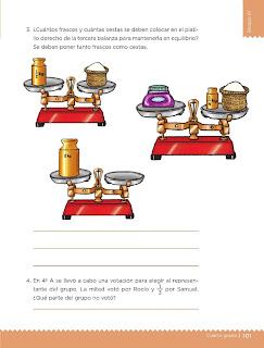 Apoyo Primaria Desafíos Matemáticos 4to. Grado Bloque III Lección 52 Sumas y restas II