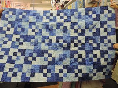 P-Dub's Quilt Stuff : five and dime quilt pattern - Adamdwight.com