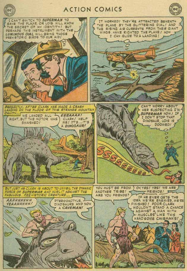 Read online Action Comics (1938) comic -  Issue #169 - 8