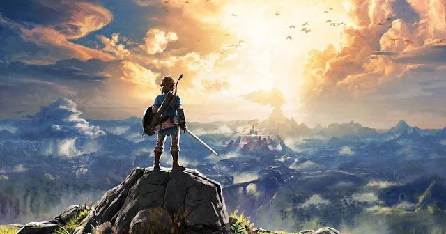 Os contamos las principales diferencias entre las dos versiones de Zelda: breath of the wild 1