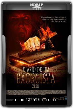 Diário de um Exorcista: Zero Torrent DVDRip Nacional 2016