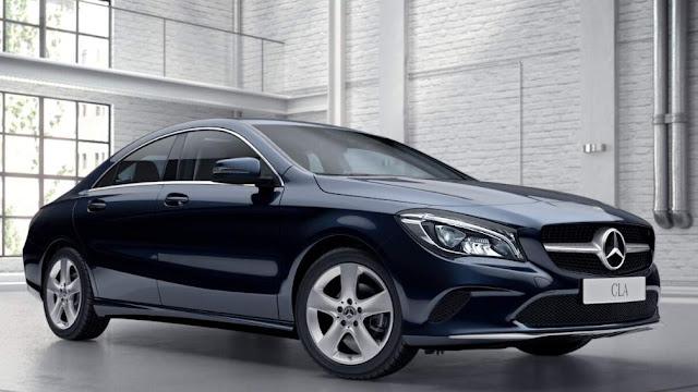 Mercedes-Benz CLA 180: detalhes e preço