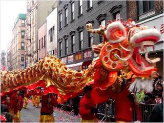 เทศกาลปีใหม่จีน (Chinese New Year)