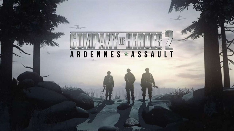 Company of Heroes 2 Ardennes Assault Download Poster