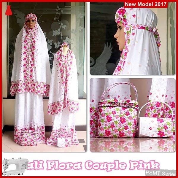 PSMT052A Mukena Bali Modern Pink For Anak Saja