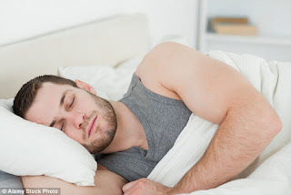 Men are twice likely to suffer infertility with less sleep than women